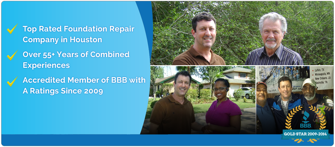 We've been serving Homeowners in the Greater Houston since 1988